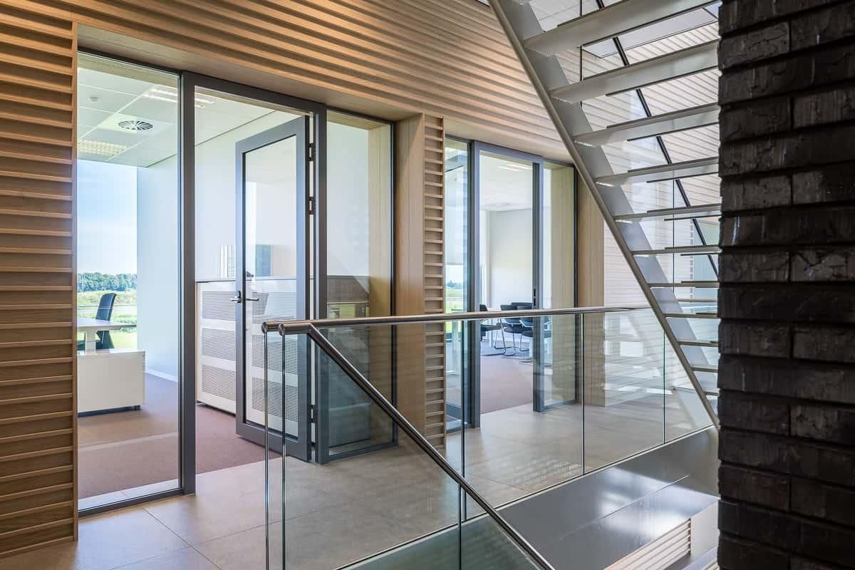 Uitbreiding bedrijfspand dodewaard bronsvoort blaak architecten bna - Uitbreiding hoogte ...