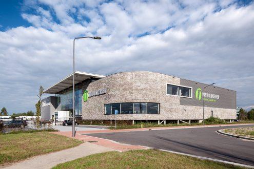 bronsvoort blaak architecten Van Duinkerken bedrijfspand Nijkerk #2