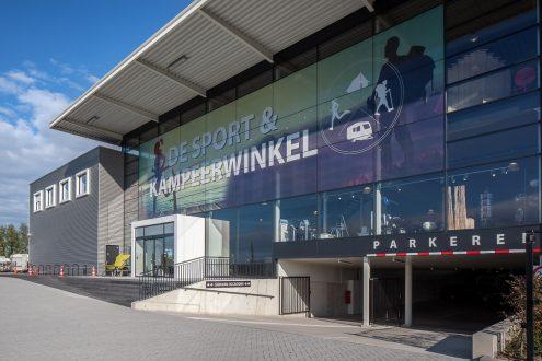 bronsvoort blaak architecten Van Duinkerken bedrijfspand Nijkerk #3