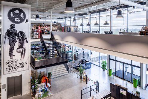 bronsvoort blaak architecten Van Duinkerken bedrijfspand Nijkerk #4