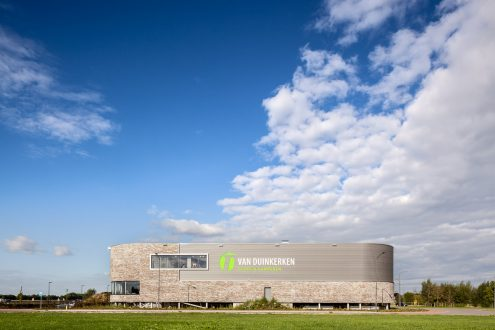 bronsvoort blaak architecten Van Duinkerken bedrijfspand Nijkerk #5